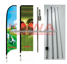 Professional manufacture wind flag from china