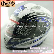 David high quality helmet motorcycle helmet D810