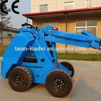 compact mini crawler loader MS500 with lifting capacity 520kg
