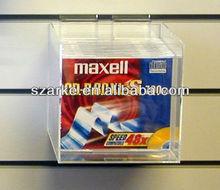 Slat Wall Merchandiser Cube/Bin