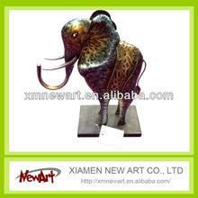 New brand elegant hand carved elephants indian, home ornament