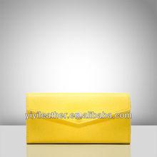 2343-2015 European design fashion wallet,PU leather ladies purse,clutch woman