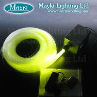 DIY-250 battery powered fiber optic lights