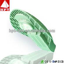 Innovative heat dissipation 50 watt LED COB solar street light with sensor