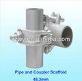 Andamios de aluminio / pipa / tubo Clip de andamios 48.3 mm
