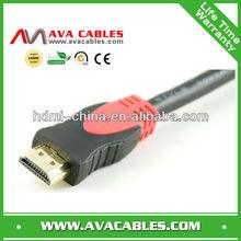 PVC jacket 19P M/M double color 2.0V HDMI Cable