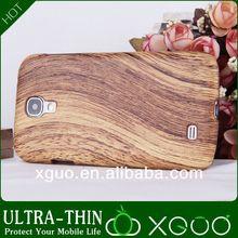 Wood Grain Ultra-thin hard case for samsung galaxy s4(xguo01)