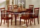Furniture, Home furniture, dining room furniture, Wooden dining set, dining chair and table, dining set, furniture