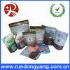 customized color printing plastic coffee tea bags