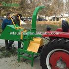 "2014 ""Weifang Runsing Machinery Co., Ltd"" new designed WC-8 series PTO wood shredder"