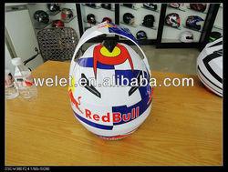 Dirt Bike Helmet wlt-128 New style anti riot helmet with visor