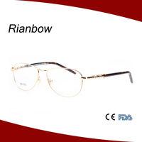High quality latest fashion metal eyewear frame/eyeglasses