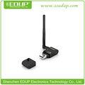 Mais popular! 300 M de alta definição TV sem fio USB Lan card / adaptador 1T2R