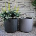 2013 nouveaux Styles Simple haute qualité ronde Cement Garden Pot