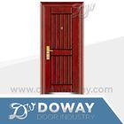 Ued metal security doors steel security door