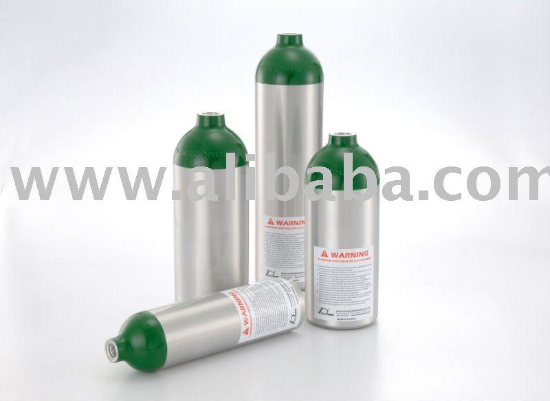 Oxígeno médico cilindros