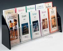 Simple Acrylic Bookshelf,Individuals Smart Book Stand