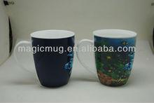 2013 Creative Item Promotional Products,OEM/ODM Magic Mug Manufacturer ,Underwater World