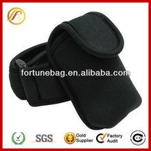 cell phone neoprene arm bag