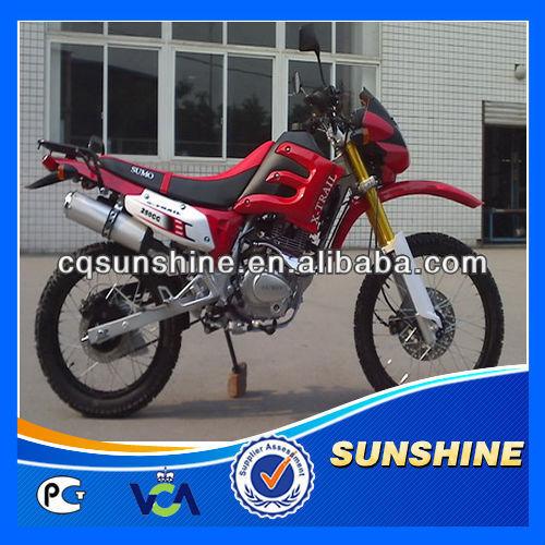 2014 Unique Red Sticker Zongshen Engine 200CC Dirt Bike (SX250GY-5)