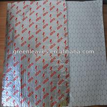 Aluminium Foil Laminated Hamburger Wrapping Paper