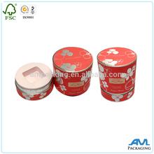 Chine luxe papier Comestic boîte d'emballage pour parfum