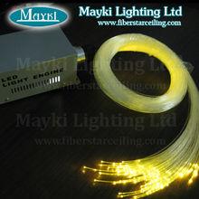 Fiber optic waterfall light curtain model HXL-280