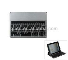 bluetooth keyboard for samsung galaxy note 10.1, Gtide KB651 Aluminum Bluetooth Keyboard, Black Bluetooth keyboard