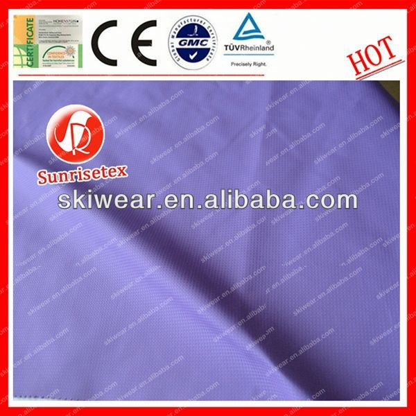 Functional Water Resistant spandex polyester board short fabric