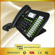 IP652 Cutting-Edge Multiple Functional PoE sip desk phone