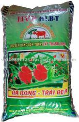 Organic Granular Fertilizer for Dragon Fruit Plants