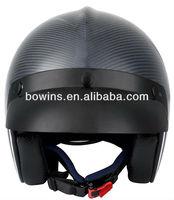 open face Halley style motorcycle helmet