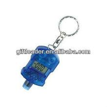 Digital Tyre Pressure Gauge keychain