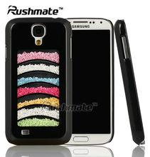 Eye-catching Rainbow Design Rhinestone Luxury Diamond Bling Case For Samsung Galaxy S4 I9500