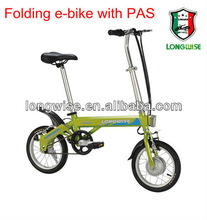 Classic Electric Bicycle with 24V Li-ion battery