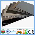 3 mm extérieur en aluminium panneau composite acp, Armoires de cuisine polymère panneau composite