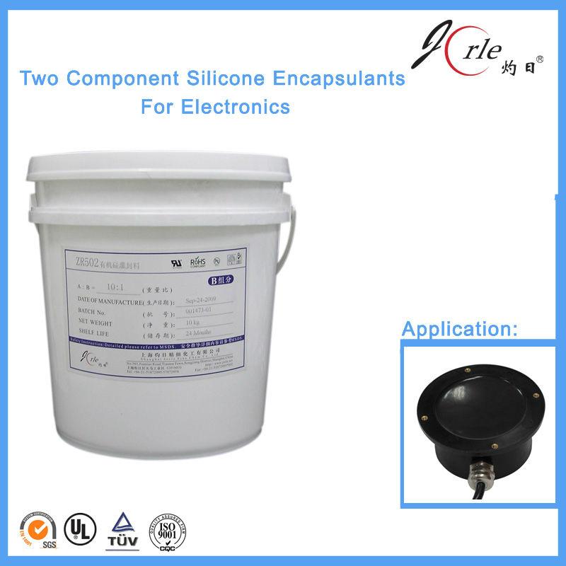 ZR350 organic liquid silicone gel
