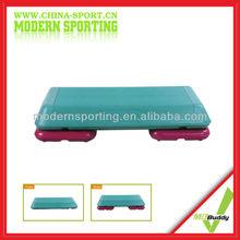 fitness adjustable aerobic step platform