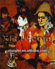 famous oil portraits artists