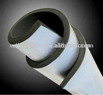 Foam rubber, Foam rubber sheets