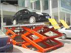 in-ground hydraulic scissor car lift