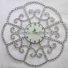 Arts&Crafts Large Metal Wall Clock Factory Direct