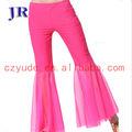 Oryantal dans pantolon harem seksi dans dantel pantolon k- 4023#
