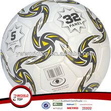 different types soccer balls