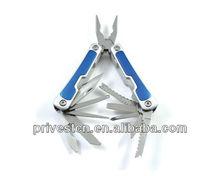 hot sale aluminum handle 9 tools in 1 multi tool