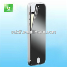 360 degrees anti spy for iphone 5 color privacy screen protector