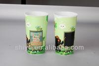 temperature color change cup ( cold change / hot change)