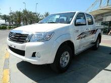 Armor car B-6 Toyota Hilux 2.5 Diesel 2014