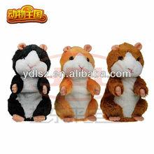 russian talking hamster/voice recording hamster/repeat hamster