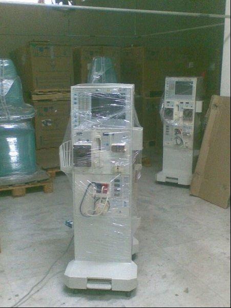 4008h fresenius, 4008s 2008h y la máquina de diálisis